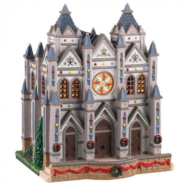 Weihnachtliche Kathedrale