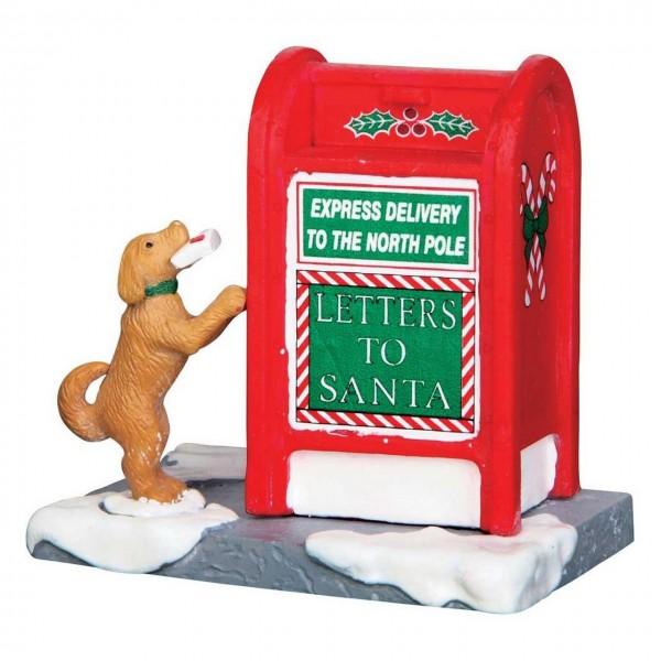 Santa's Briefkasten