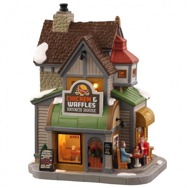 Chicken & Waffles Brunch Haus