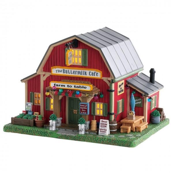 Das Buttermilch Café