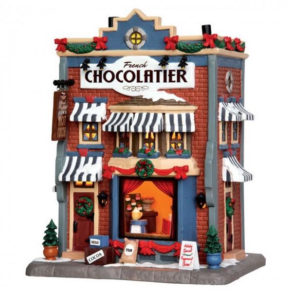Französische Schokolade
