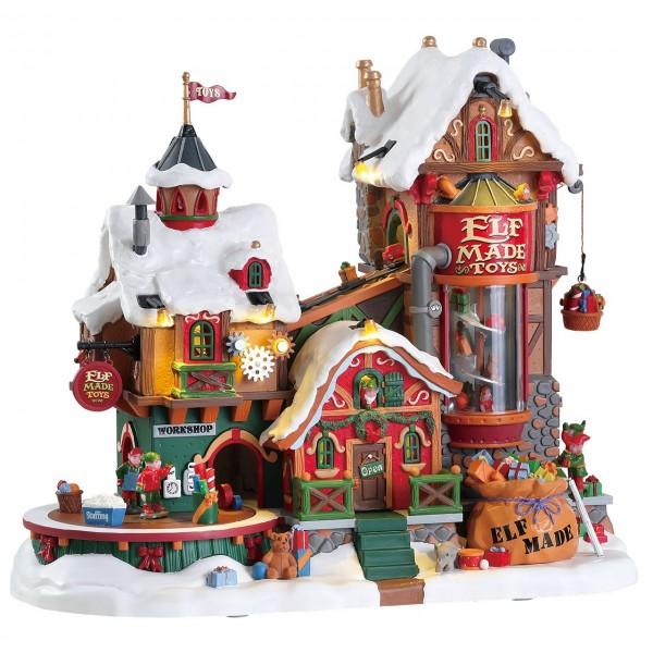 Elfen Spielzeugfabrik