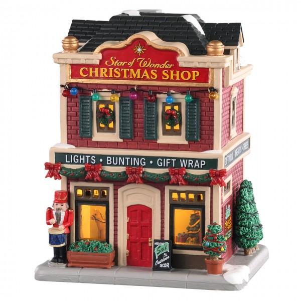 Star of Wonder Christmas Shop